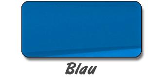 Blau | Folienfarbe Autoaufkleber