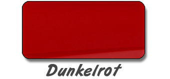 Dunkelrot | Folienfarbe Autoaufkleber