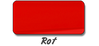 Rot | Folienfarbe Autoaufkleber