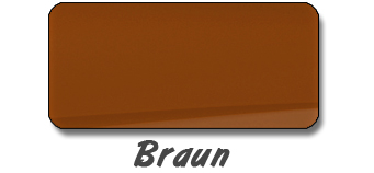 Braun | Folienfarbe Autoaufkleber
