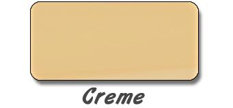 Creme | Folienfarbe Autoaufkleber