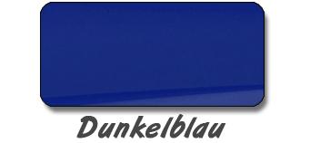Dunkelblau | Folienfarbe Autoaufkleber