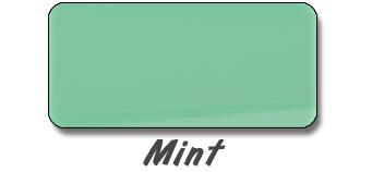 Mint | Folienfarbe Autoaufkleber