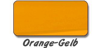 Orange-Gelb | Folienfarbe Autoaufkleber