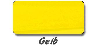 Gelb | Folienfarbe Autoaufkleber