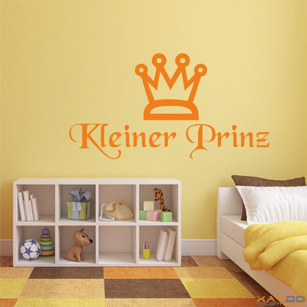 wandtattoo kleiner prinz. Black Bedroom Furniture Sets. Home Design Ideas