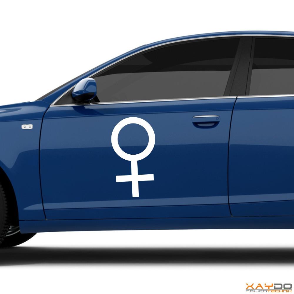 "Autoaufkleber ""Venus"""
