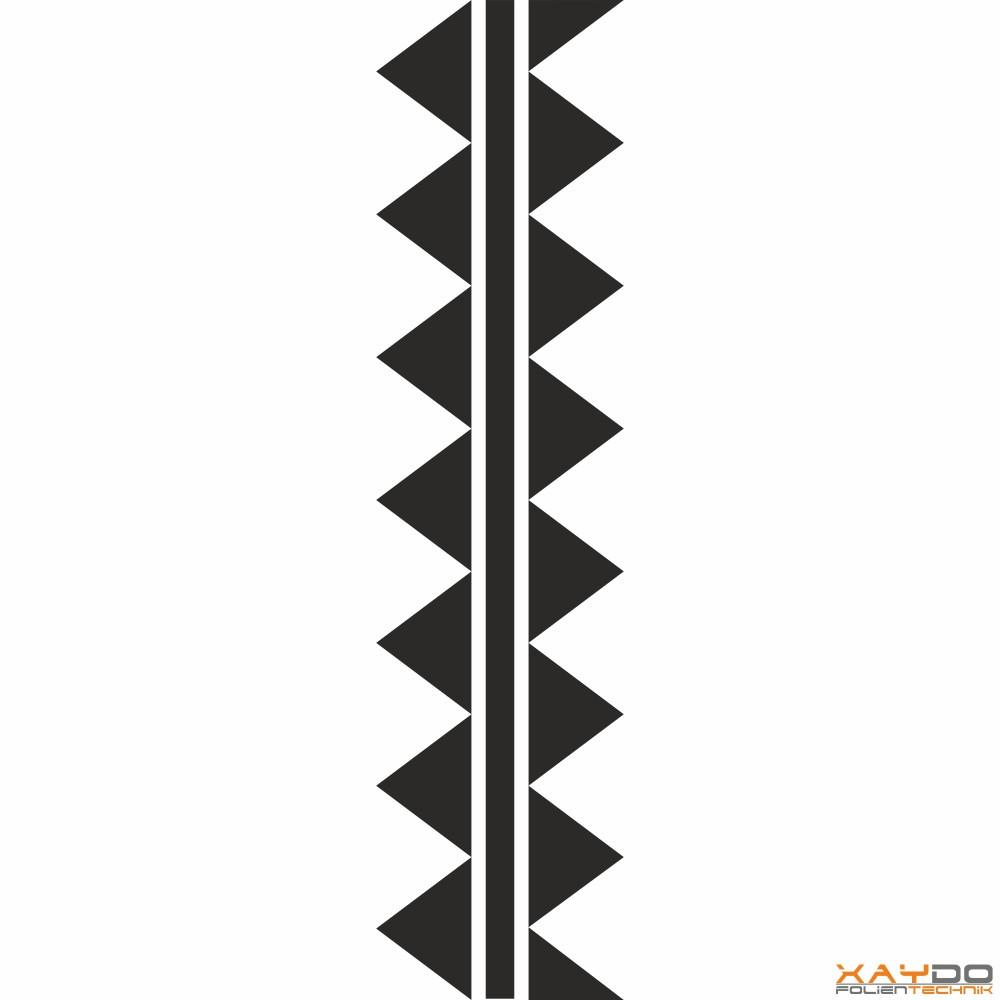 """Rennstreifen """"Xtreme"""" - Breite: 24cm"""