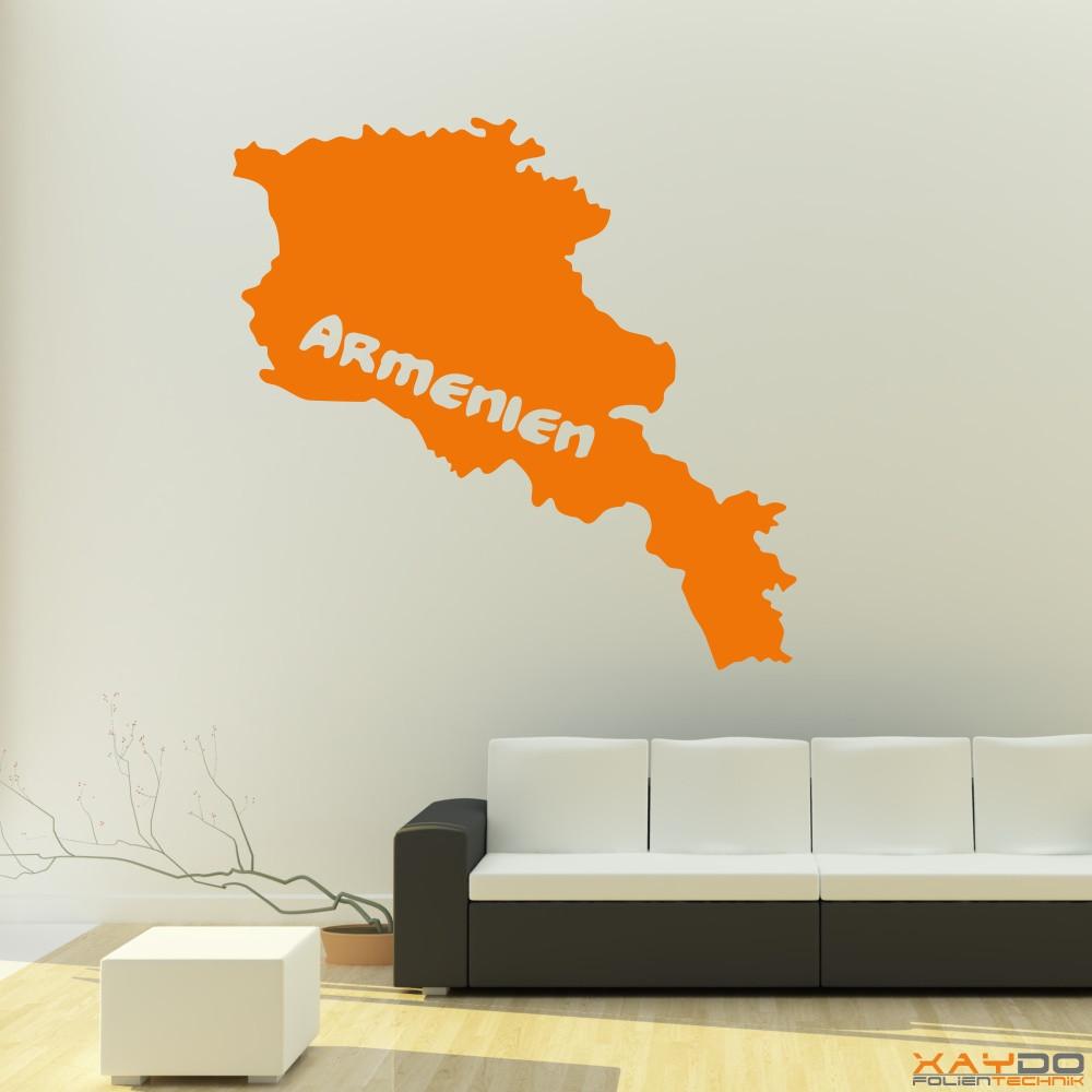 """Wandtattoo """"Armenien"""""""