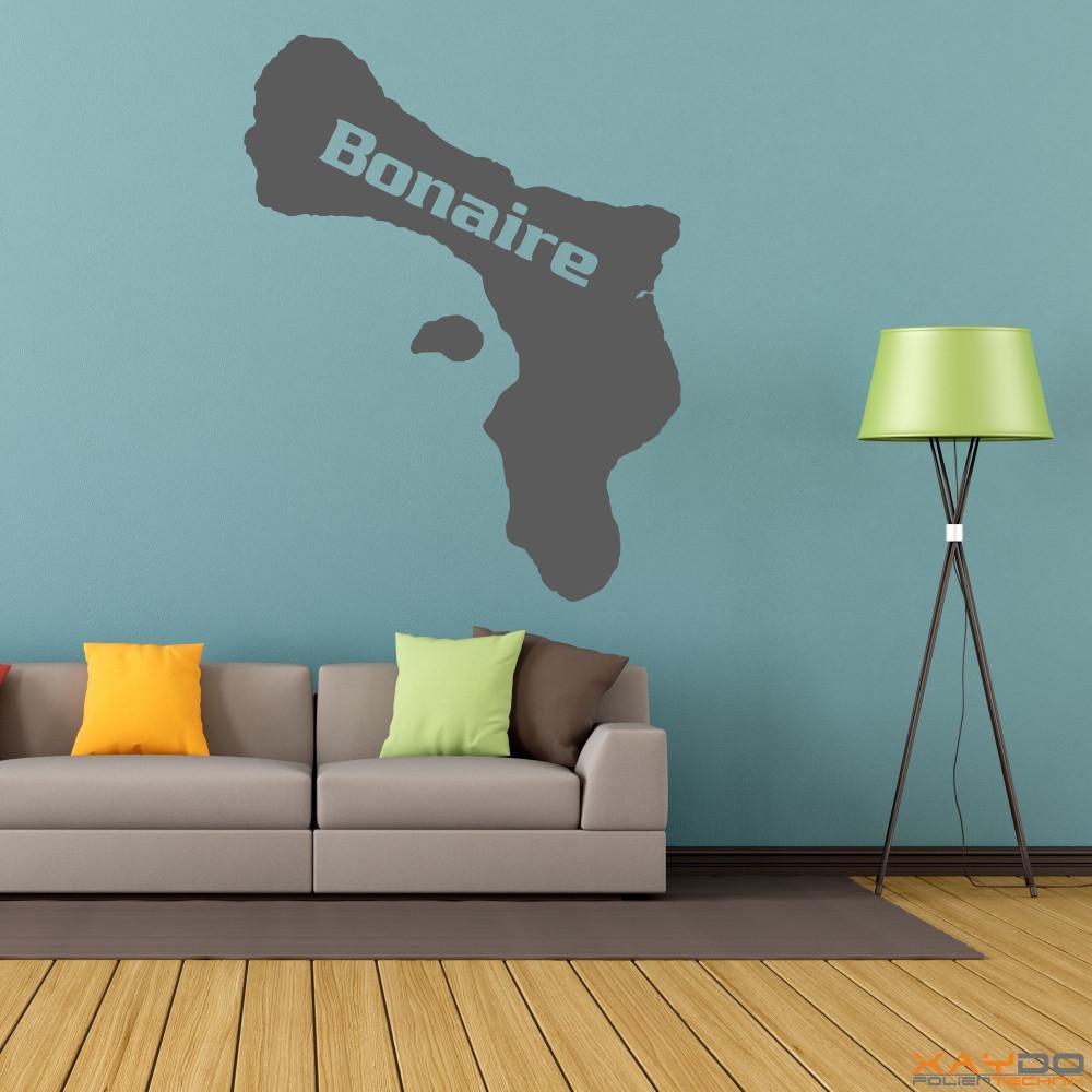 "Wandtattoo ""Bonaire"""