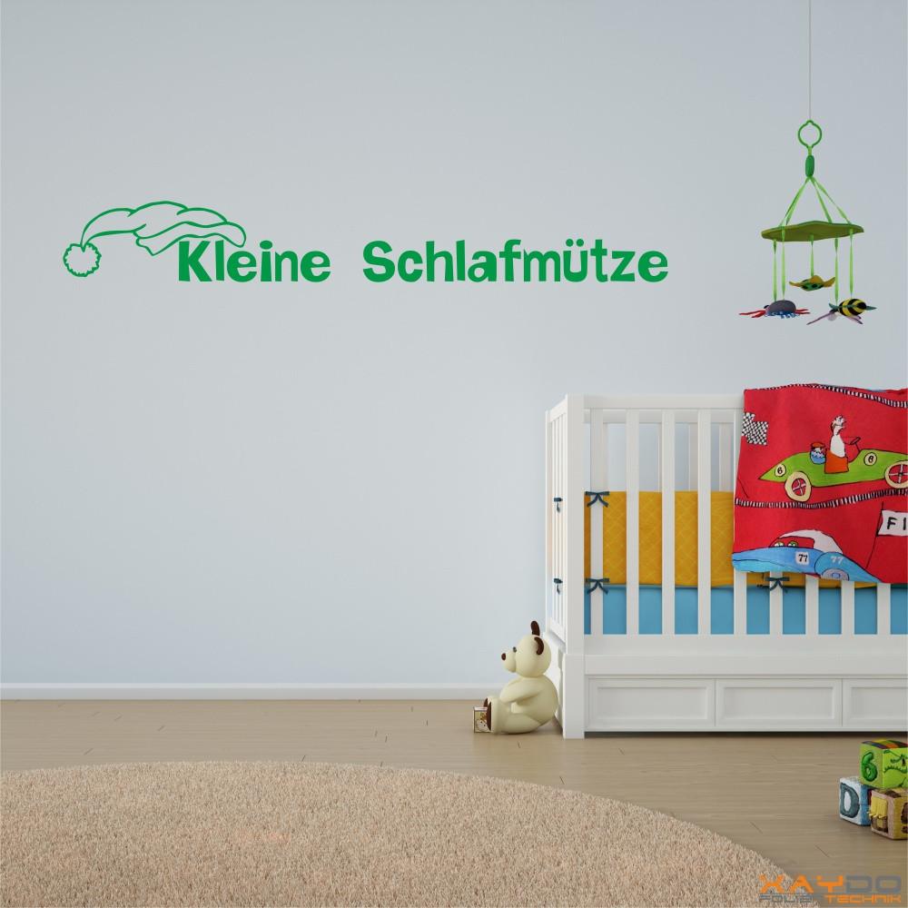 """Wandtattoo """"Kleine Schlafmütze"""""""