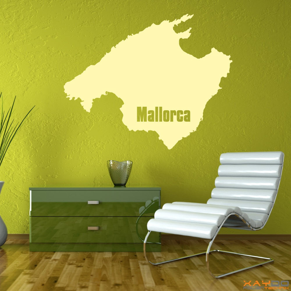 """Wandtattoo """"Mallorca"""""""