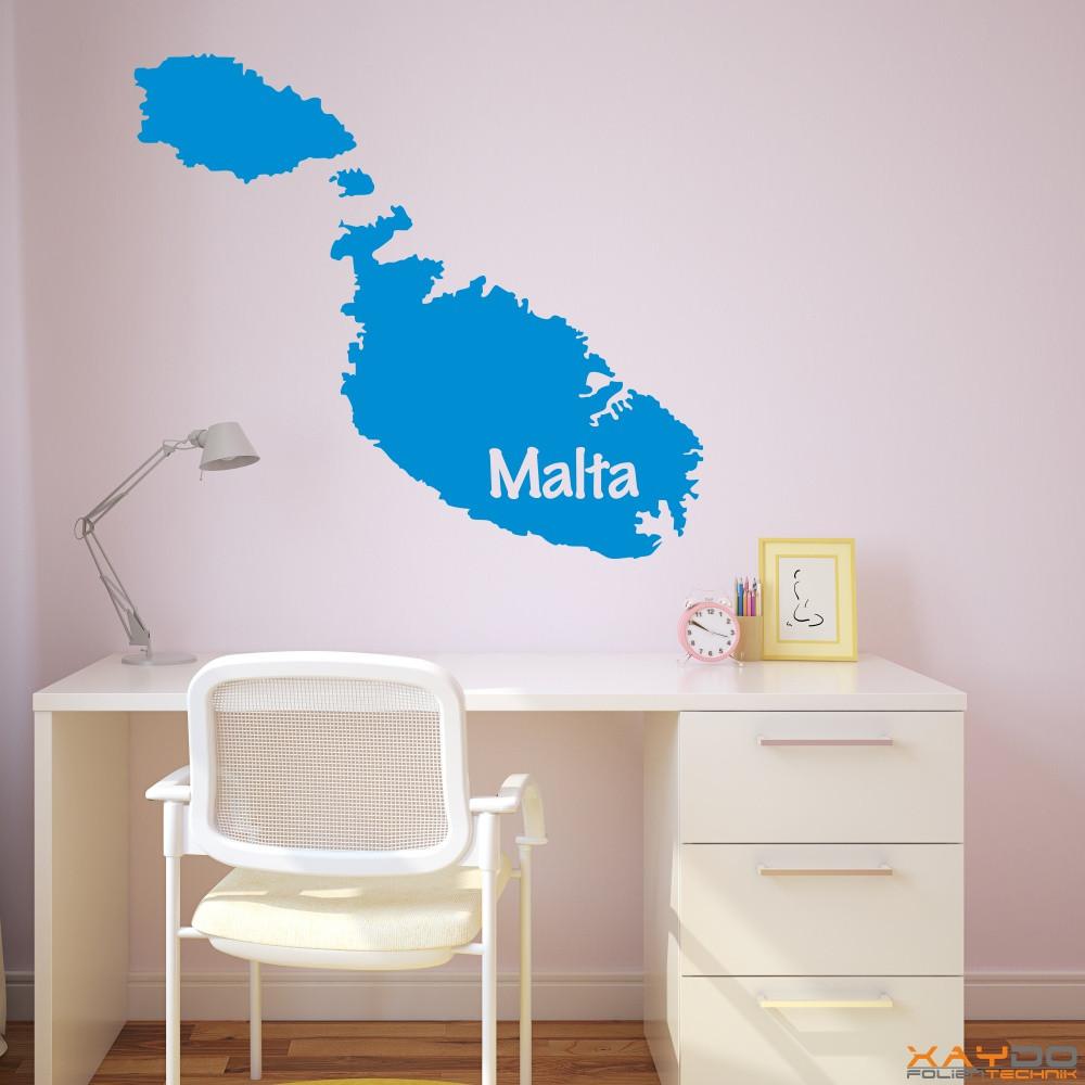 """Wandtattoo """"Malta"""""""