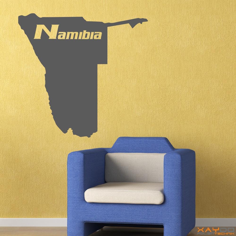 """Wandtattoo """"Namibia"""""""