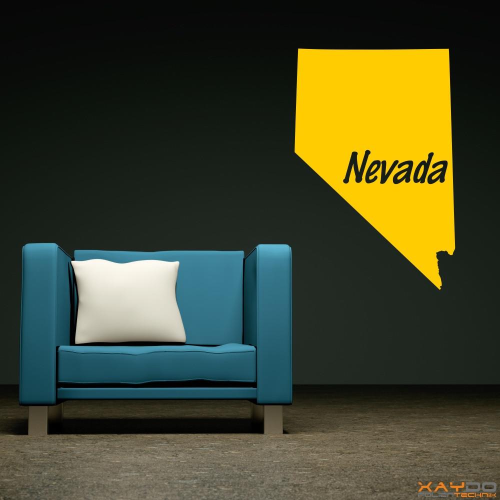 """Wandtattoo """"Nevada"""""""