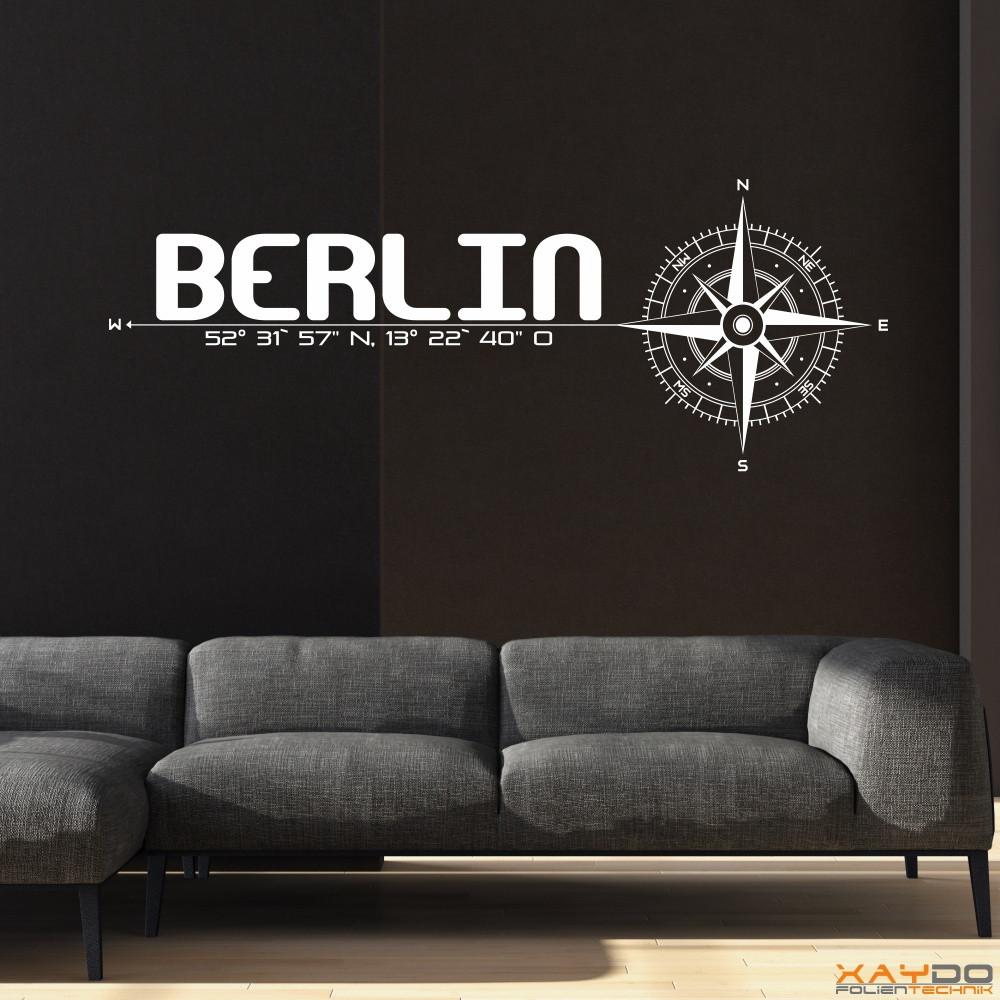wandtattoo stadt berlin. Black Bedroom Furniture Sets. Home Design Ideas