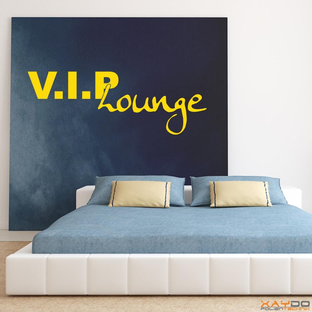 """Wandtattoo """"VIP Lounge"""""""