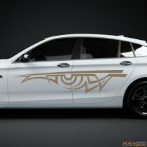 Autoaufkleber Speedtribal 012