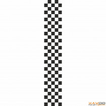 """Rennstreifen """"Flagge A"""" - 5er/16cm"""