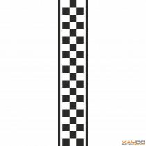 """Rennstreifen """"Flagge B"""" - 3er/20cm"""