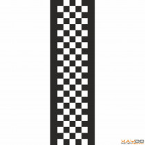 "Rennstreifen ""Flagge E"" - 5er/30cm"