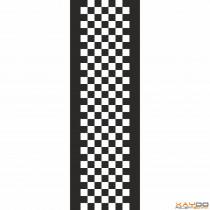 "Rennstreifen ""Flagge E"" - 7er/33cm"