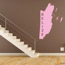 "Wandtattoo ""Belize"""