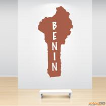 """Wandtattoo """"Benin"""""""
