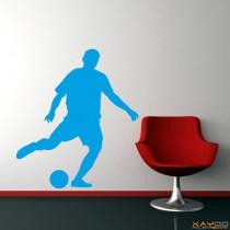 """Wandtattoo """"Fußballer"""""""
