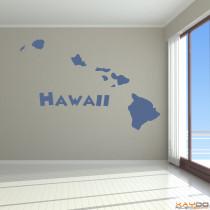 """Wandtattoo """"Hawaii"""""""