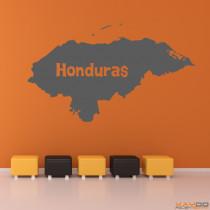 """Wandtattoo """"Honduras"""""""