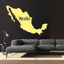 "Wandtattoo ""Mexiko"""