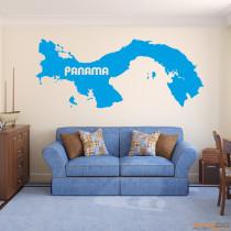 """Wandtattoo """"Panama"""""""