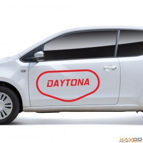 "Autoaufkleber ""Daytona"""