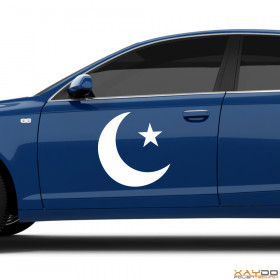 "Autoaufkleber ""Islam"""
