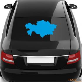 """Autoaufkleber """"Kasachstan"""""""