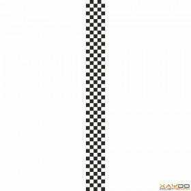 """Rennstreifen """"Flagge A"""" - 5er/10cm"""