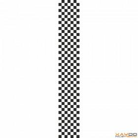 """Rennstreifen """"Flagge A"""" - 7er/15cm"""