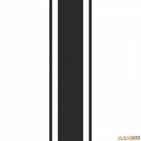 """Rennstreifen """"GT"""" - Breite: 30cm"""