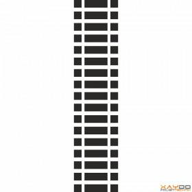 """Rennstreifen """"Rail"""" - Breite: 23cm"""