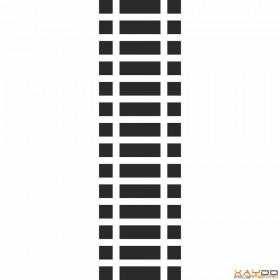 """Rennstreifen """"Rail"""" - Breite: 29cm"""