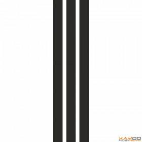 """Rennstreifen """"Tripple"""" - Breite: 25cm"""