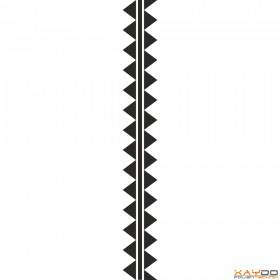 """Rennstreifen """"Xtreme"""" - Breite: 12cm"""