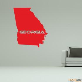 """Wandtattoo """"Georgia"""""""
