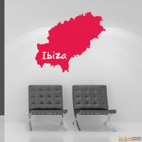 """Wandtattoo """"Ibiza"""""""