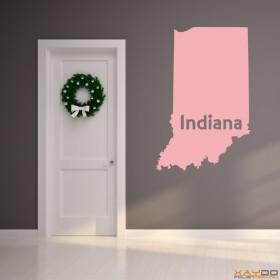 """Wandtattoo """"Indiana"""""""