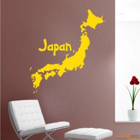 "Wandtattoo ""Japan"""