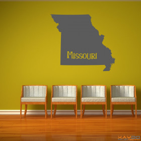 """Wandtattoo """"Missouri"""""""