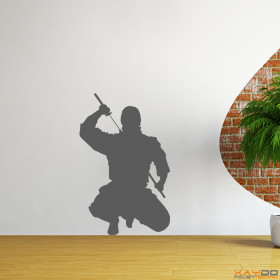 """Wandtattoo """"Ninja"""""""