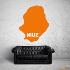 """Wandtattoo """"Niue"""""""
